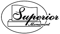 Superior Monument Co. Logo