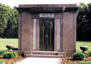Mausoleums and Columbariums