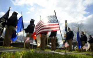 Veterans Memorial Park in Muskegon