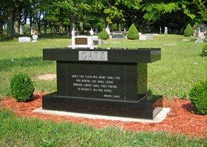 Memorial Bench Styles